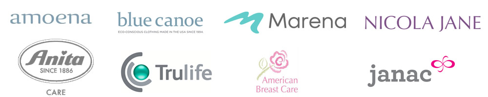 mastectomy product brands
