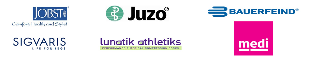 jobst, sigvaris, juzo compresson garments