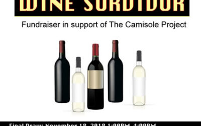 Wine Survivor- Fundraiser November 18/18